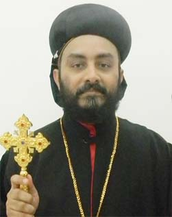 His Grace Rev. Dr.Yakob Mar Irenaios